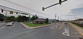 2,398 SF Restaurant Building at Lighted Intersection - Emmaus